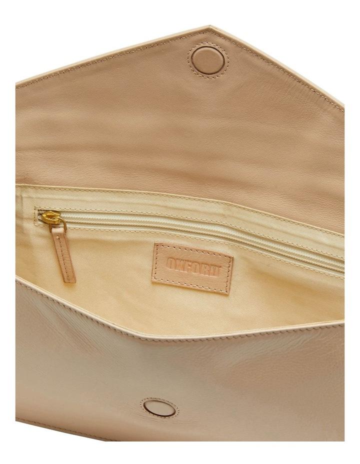 Geneva Leather Envelope Bag image 3