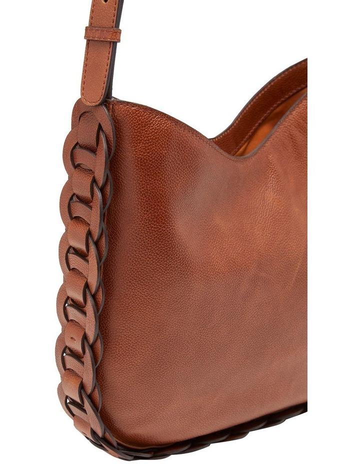 Orlena Leather Hobo Bag image 3