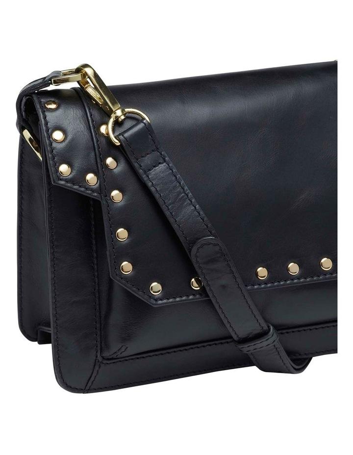 Patti Leather Stud Bag image 4