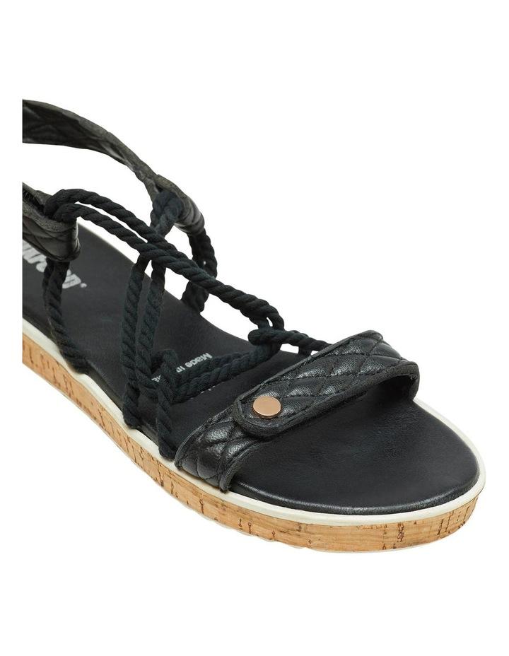 Maribel Leather Flatform image 4
