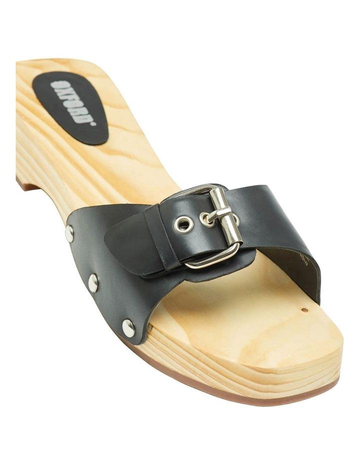 Alegra Leather Slide image 4
