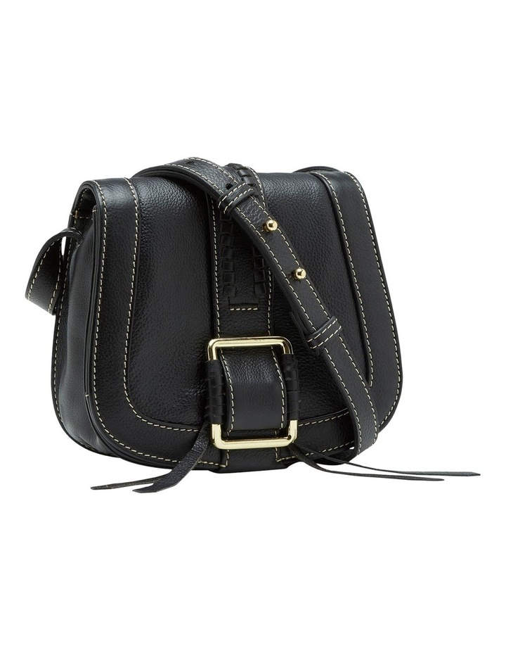Isabeau Leather Saddle Bag image 1