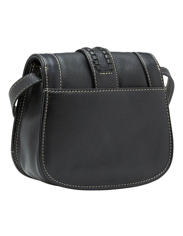 Isabeau Leather Saddle Bag image 2