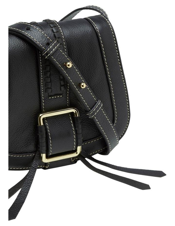 Isabeau Leather Saddle Bag image 3