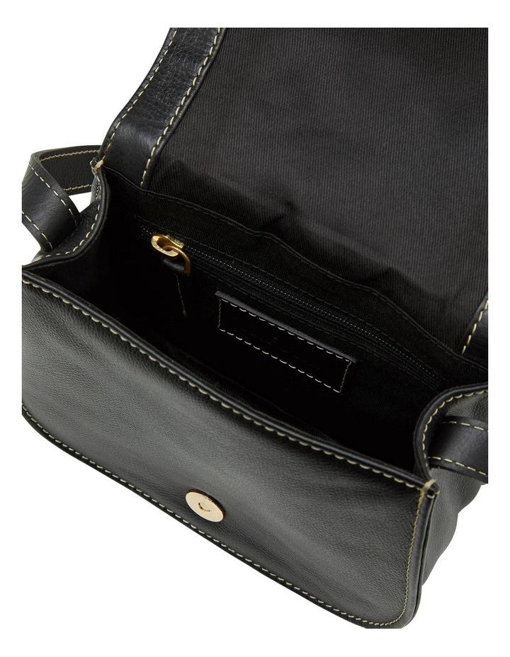 Isabeau Leather Saddle Bag image 4