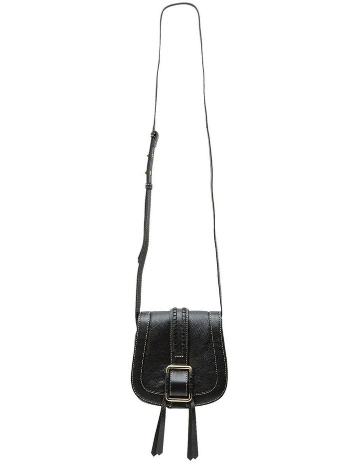 Isabeau Leather Saddle Bag image 5