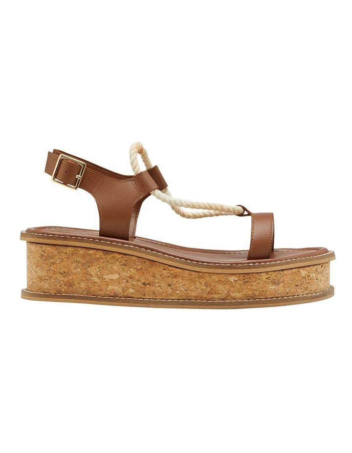 Leilani Leather Platform Shoe image 1