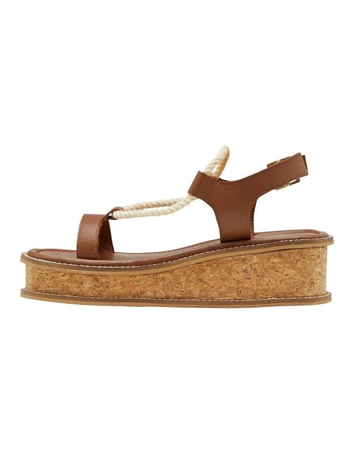 Leilani Leather Platform Shoe image 2