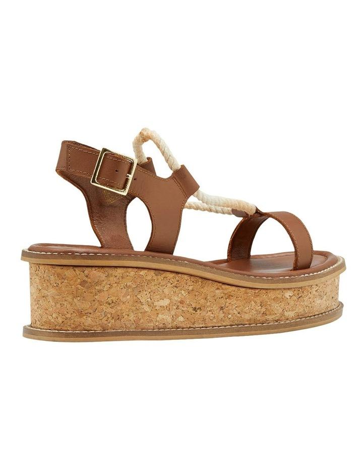 Leilani Leather Platform Shoe image 3