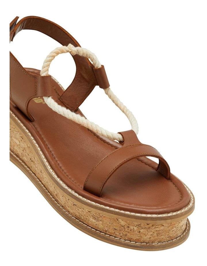 Leilani Leather Platform Shoe image 4