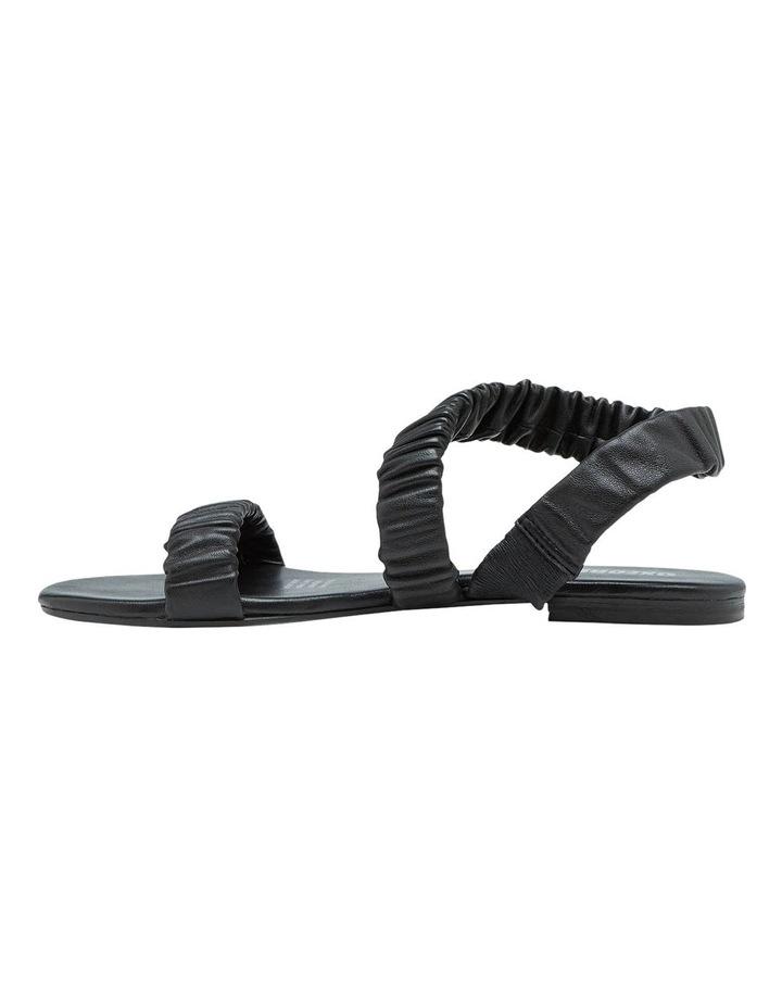 Lyla Leather Scruntchy Sandal image 2