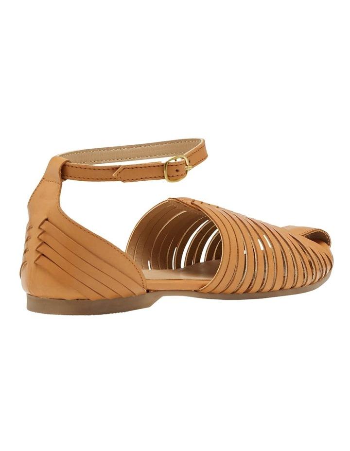 Albina Woven Leather Sandal image 2