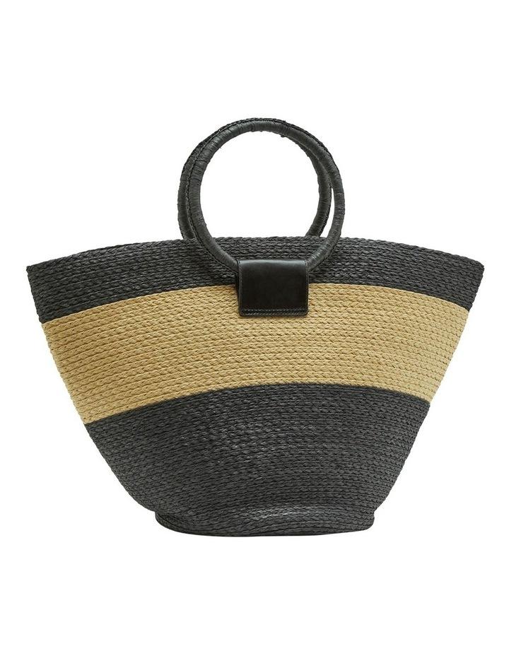 Odette Straw Bag image 1