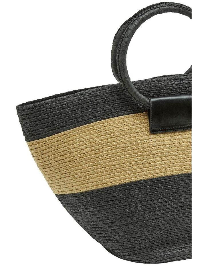 Odette Straw Bag image 4