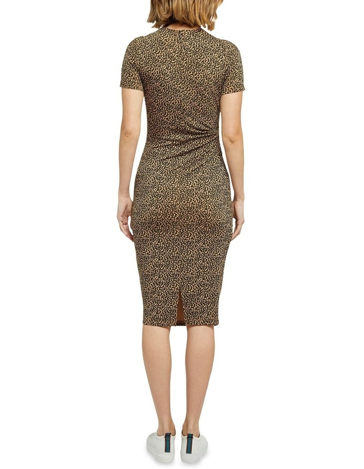 Hartley Animal Print Dress image 3