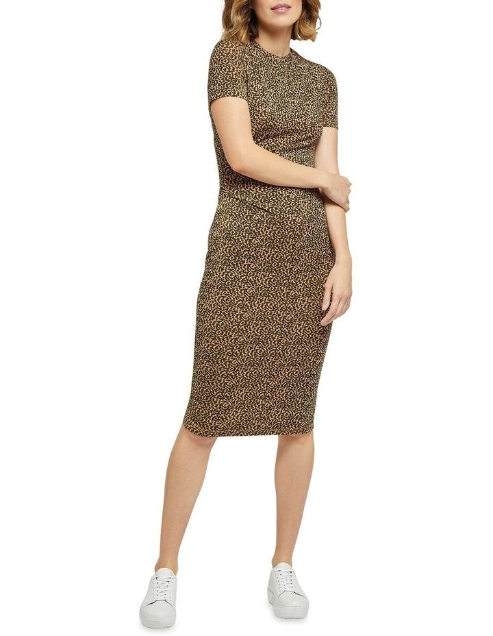 Hartley Animal Print Dress image 5
