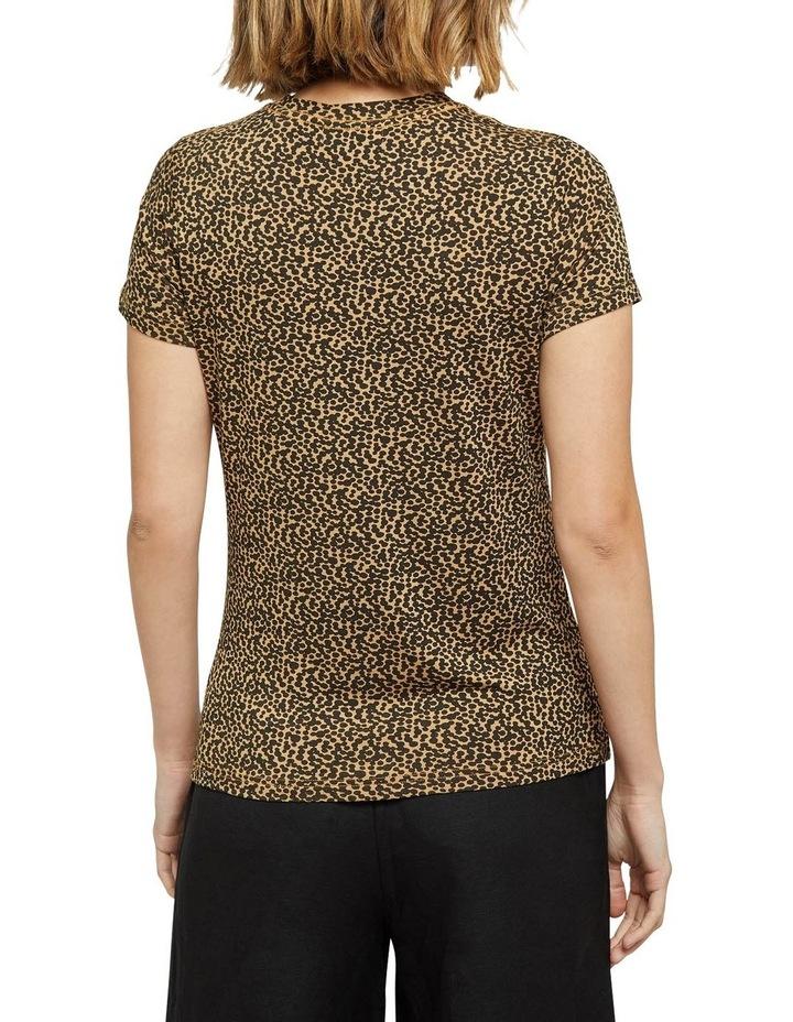 Dotty Animal Print T-shirt image 3