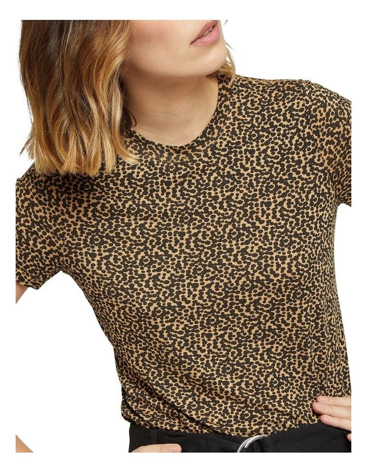 Dotty Animal Print T-shirt image 4