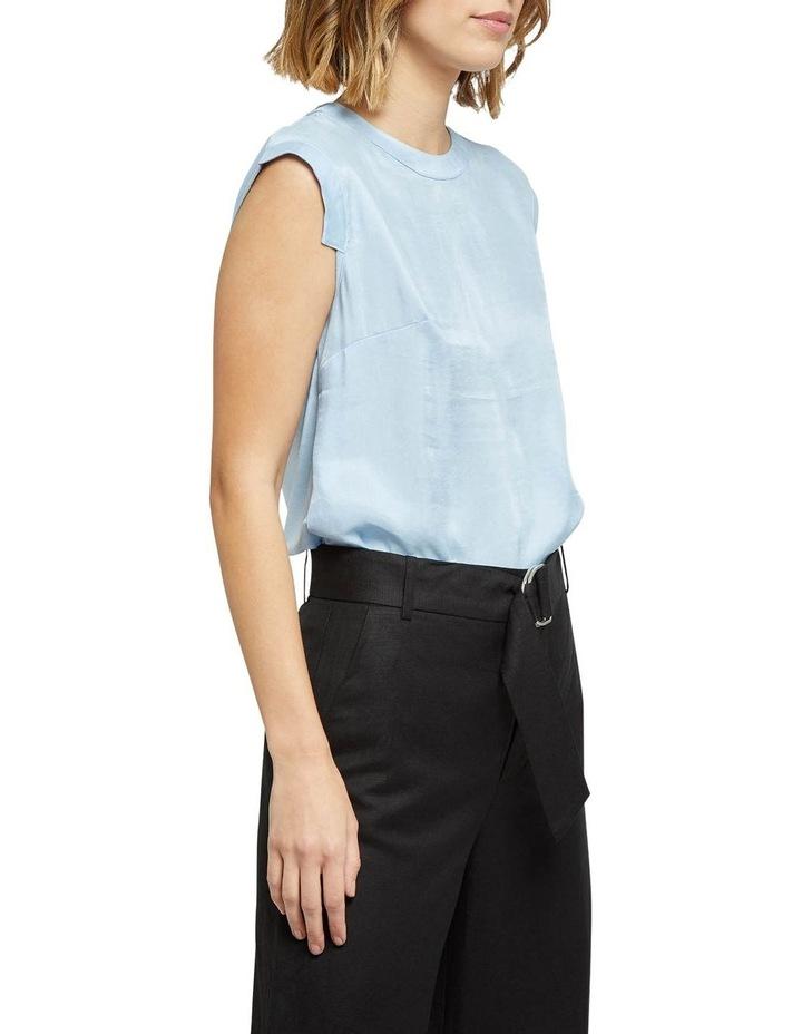 Skylar Woven Front T-shirt image 2