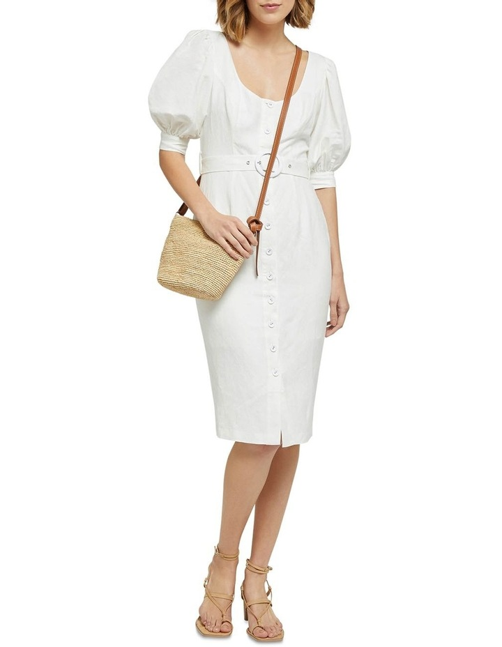 Moira Linen Blend Dress image 1