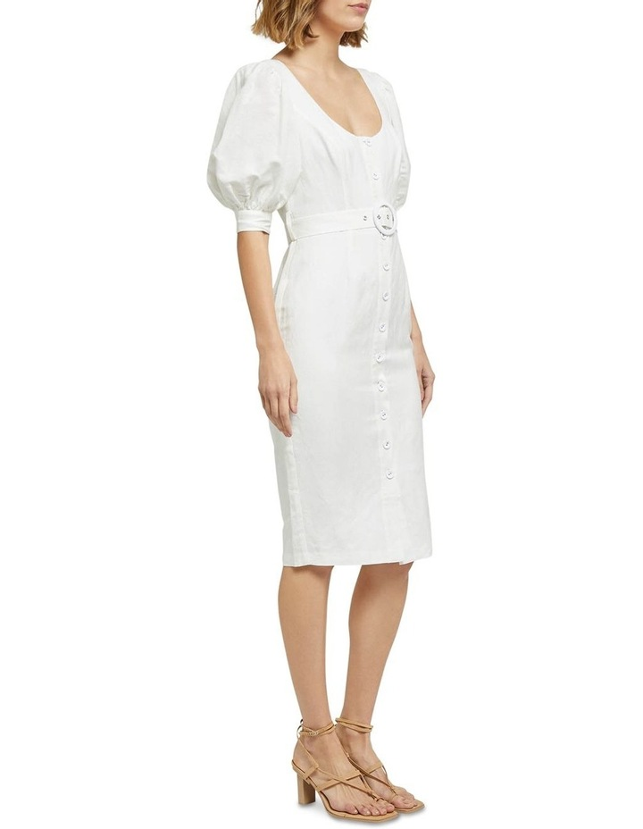Moira Linen Blend Dress image 2