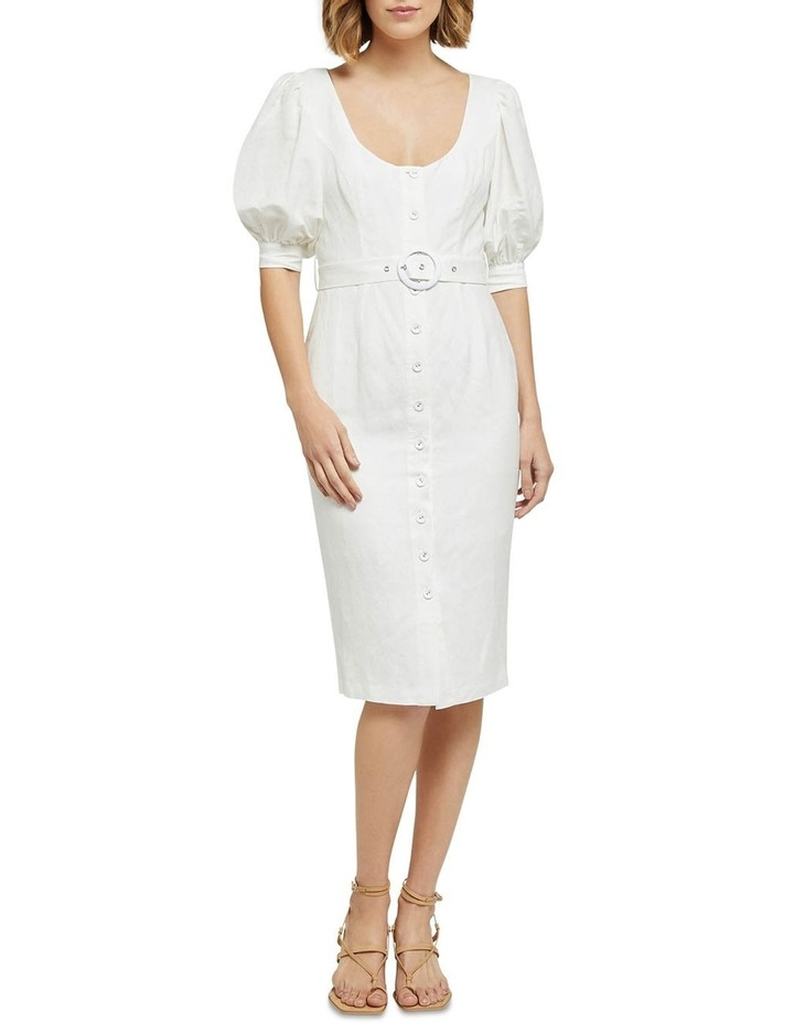 Moira Linen Blend Dress image 5