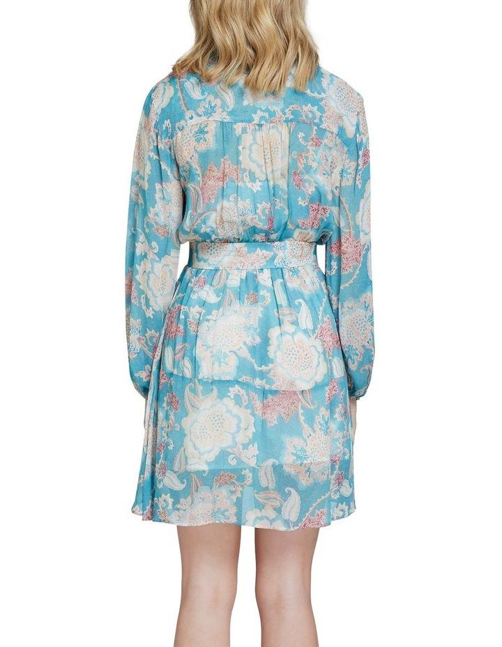 Birkeland Green Floral Dress image 3