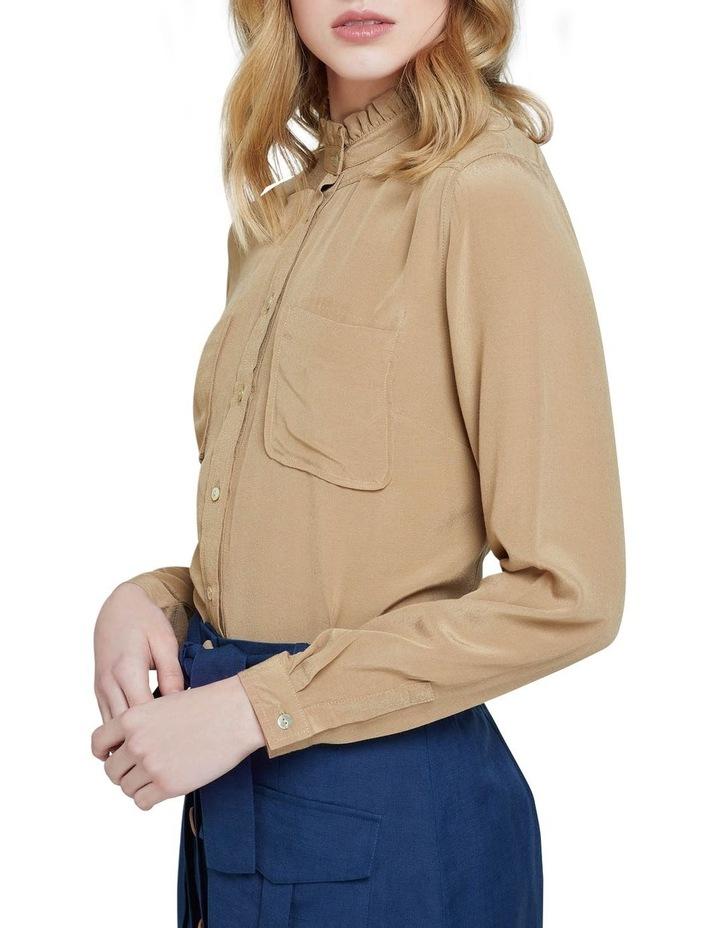 Amberly Double Pocket Blouse image 4