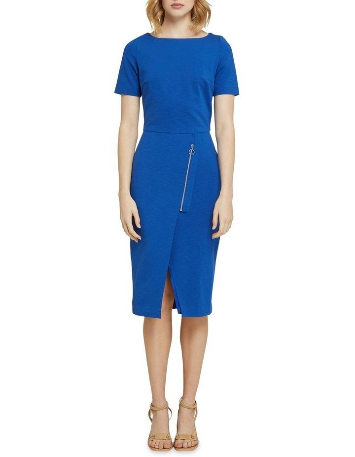 Twyla Ponti Zip Detail Dress image 1