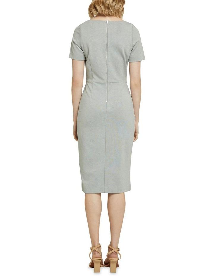 Twyla Ponti Zip Detail Dress image 3