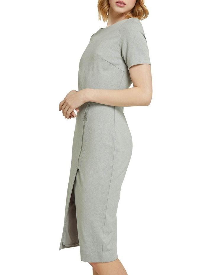 Twyla Ponti Zip Detail Dress image 4