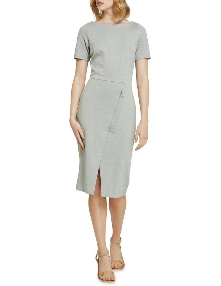 Twyla Ponti Zip Detail Dress image 5