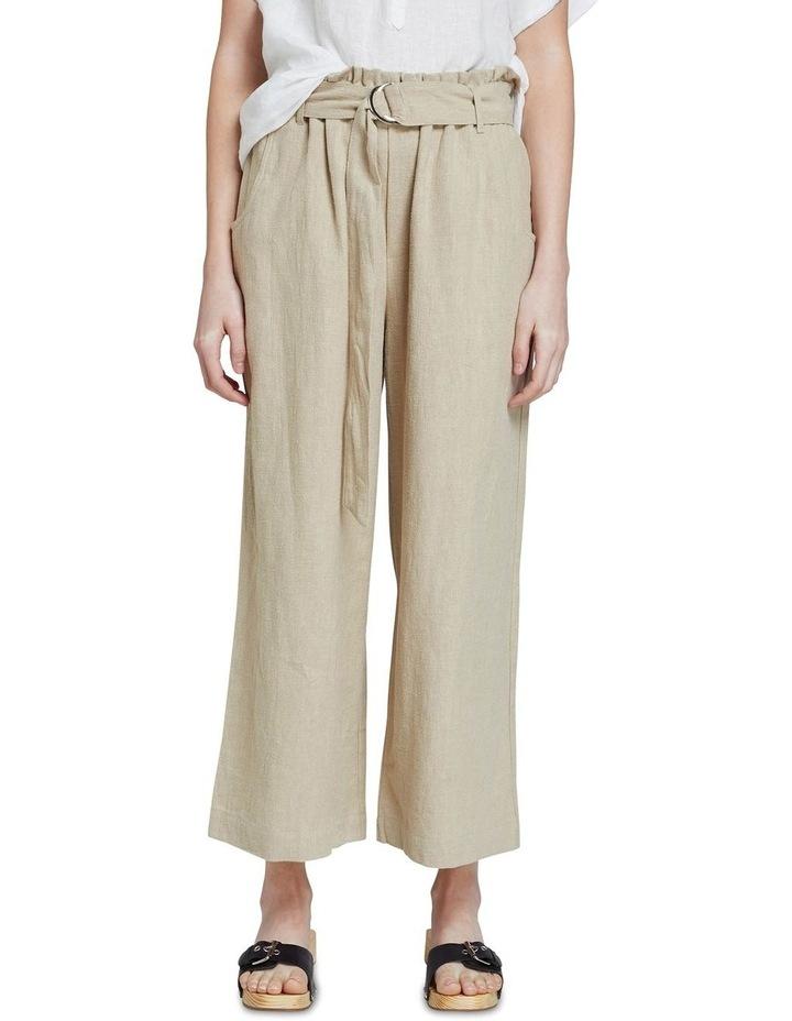 Celine Linen Pants image 1