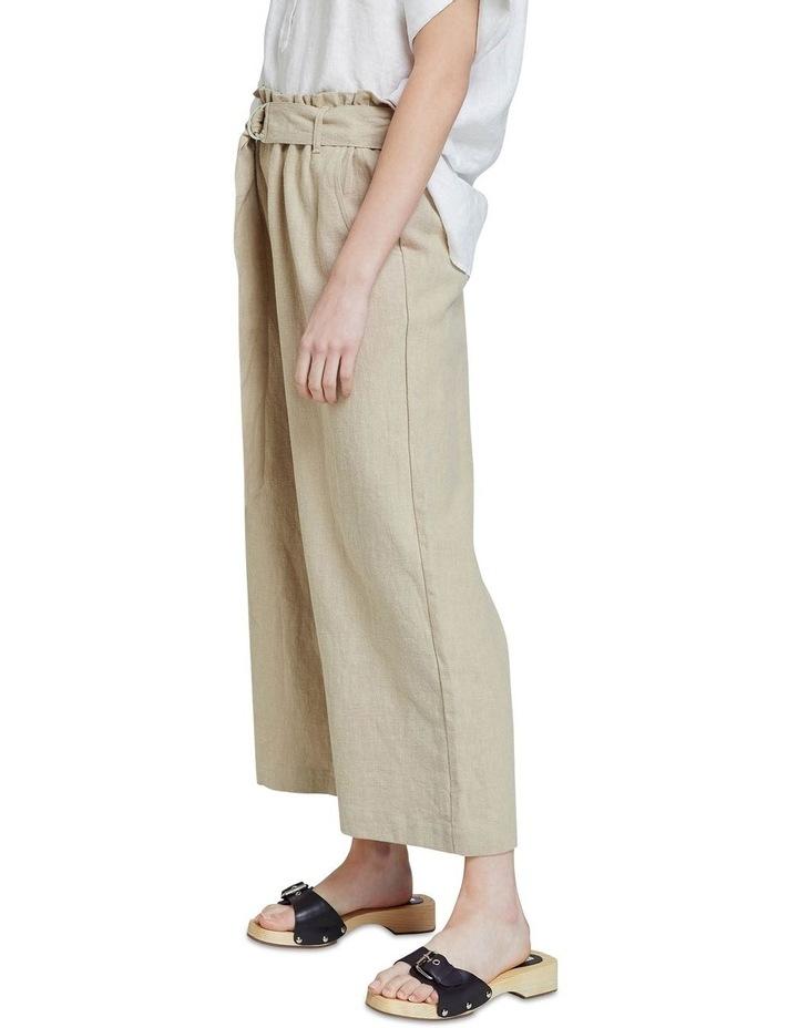 Celine Linen Pants image 2