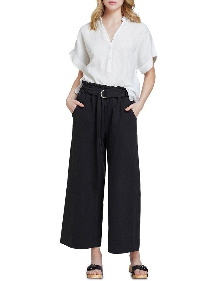 Celine Linen Pants image 5