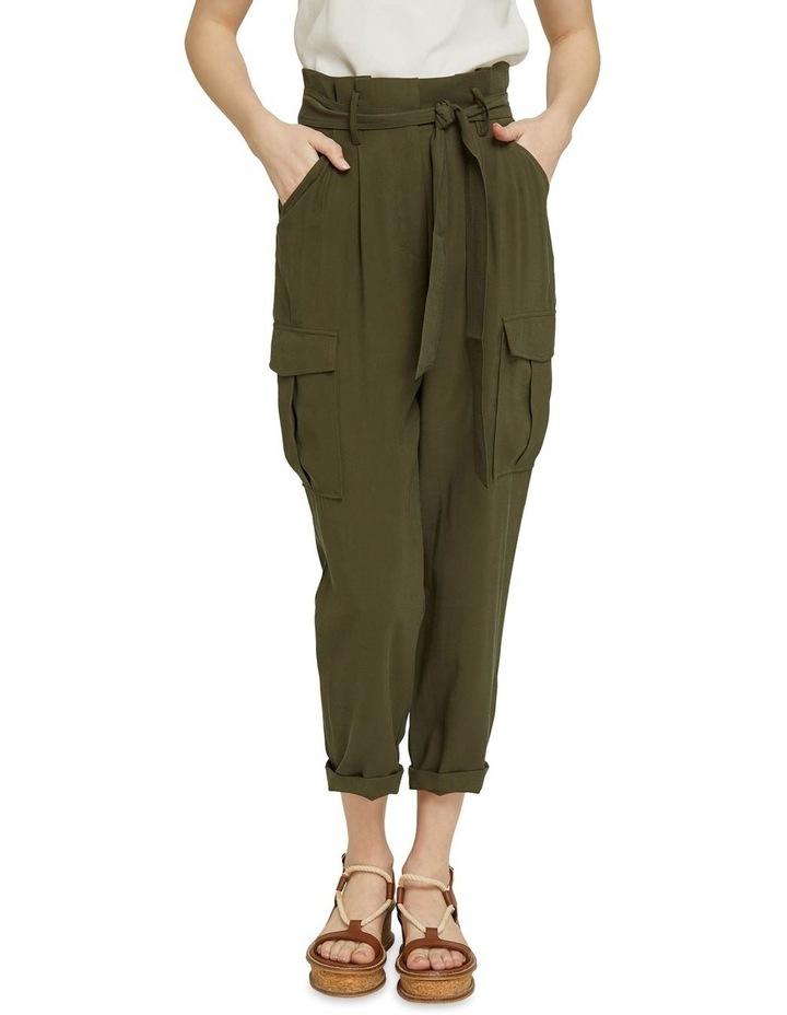 Jade Military Pants image 1