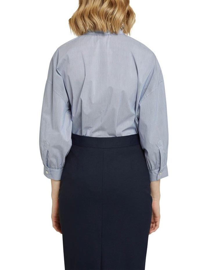 Lara Striped Cotton Shirt image 3