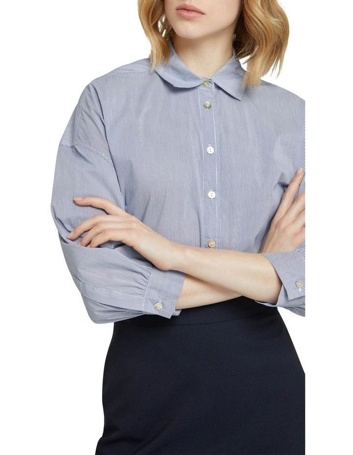 Lara Striped Cotton Shirt image 4