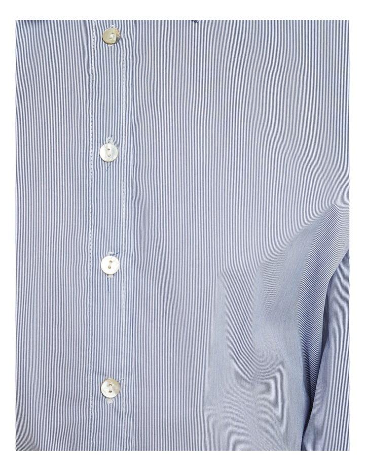 Lara Striped Cotton Shirt image 6