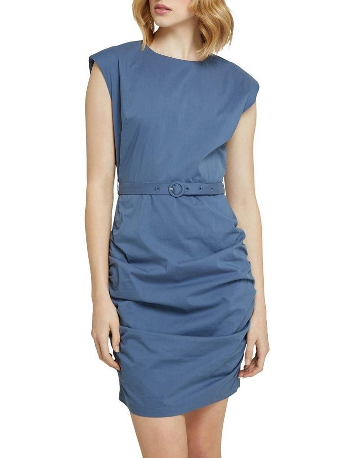 Charlotte Poplin Mini Dress image 1