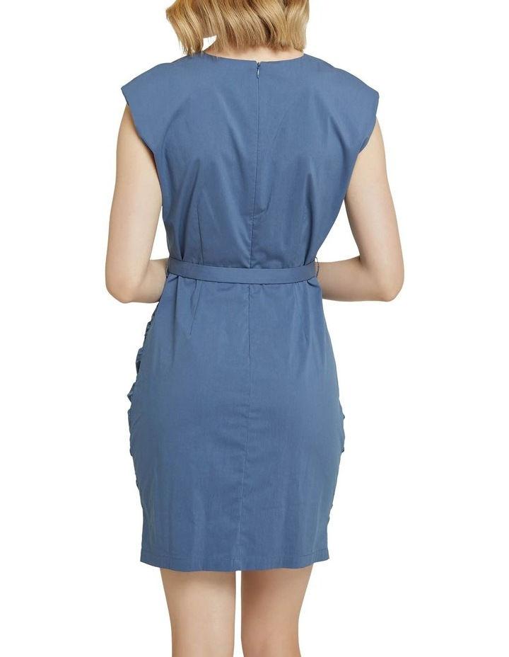 Charlotte Poplin Mini Dress image 3