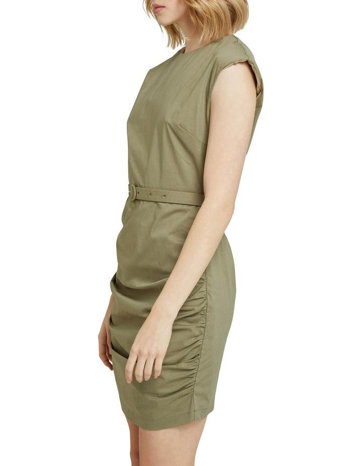 Charlotte Poplin Mini Dress image 2