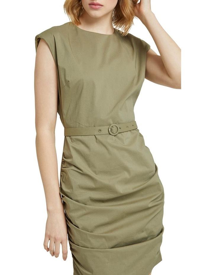 Charlotte Poplin Mini Dress image 4
