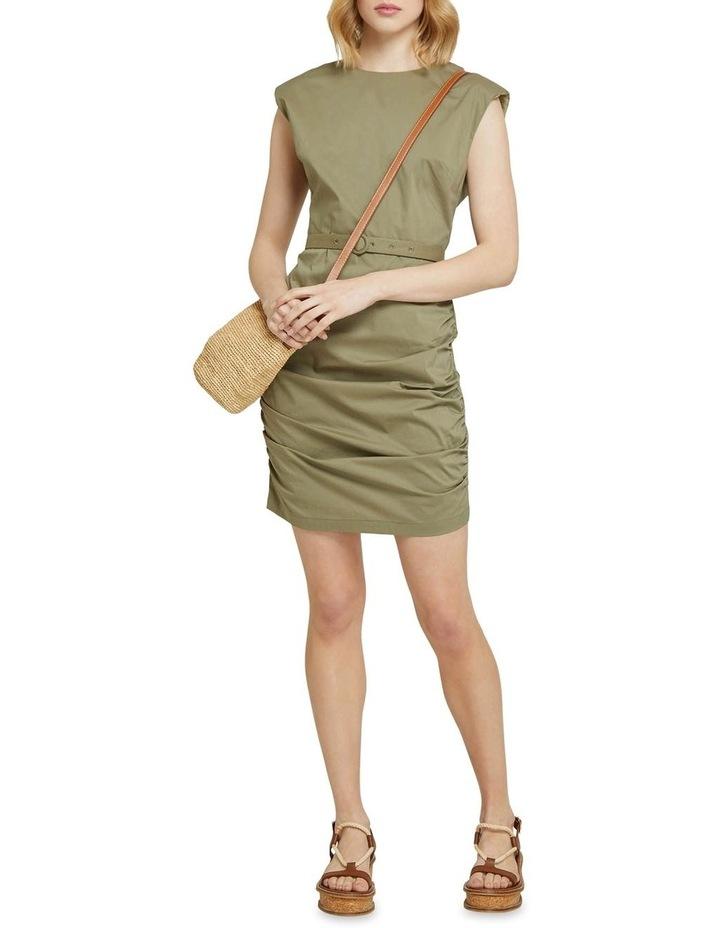Charlotte Poplin Mini Dress image 5