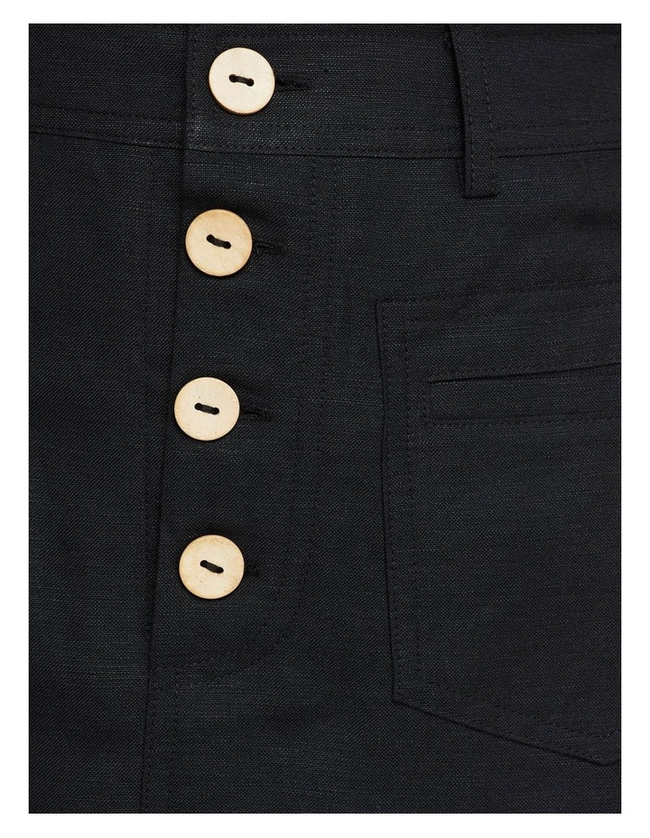 Tito Button Front Skirt image 6