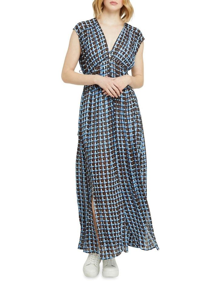 Aria Georgette Maxi Dress image 1