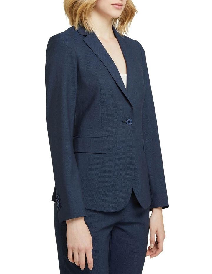 Alexa Wool Stretch Suit Jacket image 2