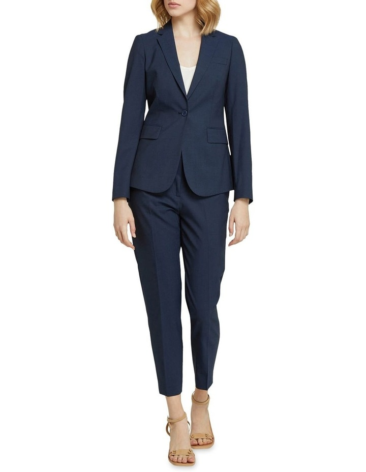 Alexa Wool Stretch Suit Jacket image 5