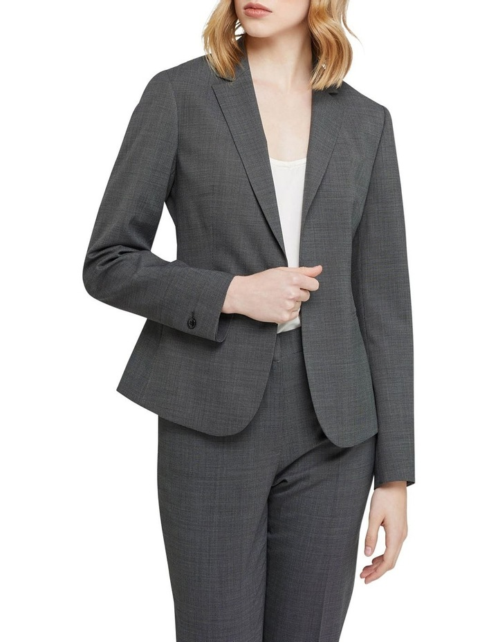 Chica Wool Stretch Suit Jacket image 1
