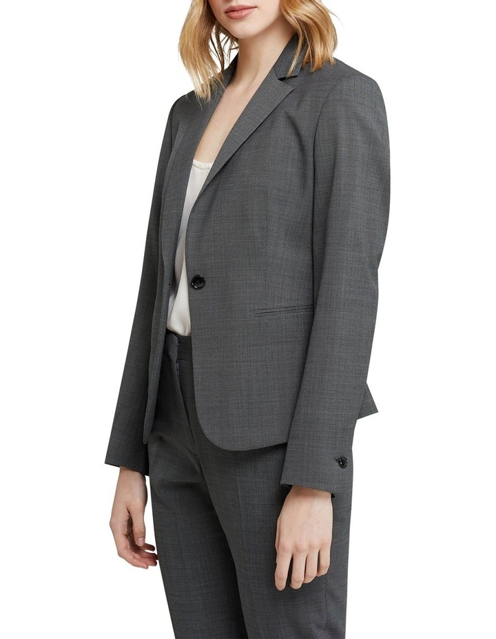 Chica Wool Stretch Suit Jacket image 2
